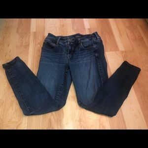 Size 10R Torrid High waisted Skinny jeans